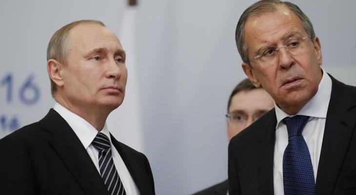 Россия сделала заявление по …