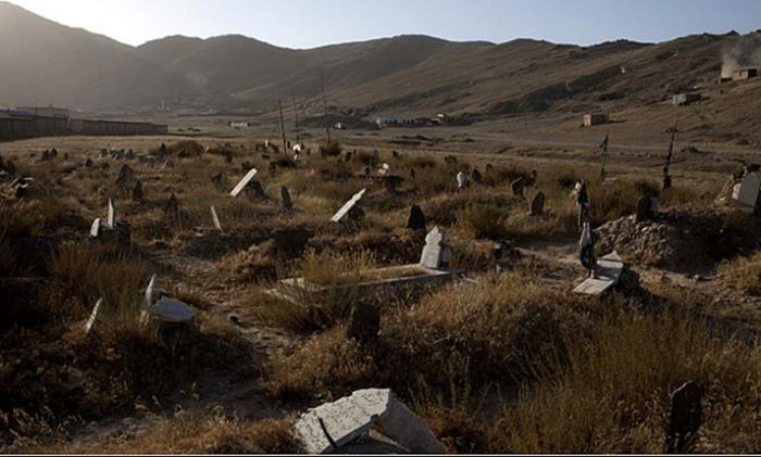 Кладбище La Noria.