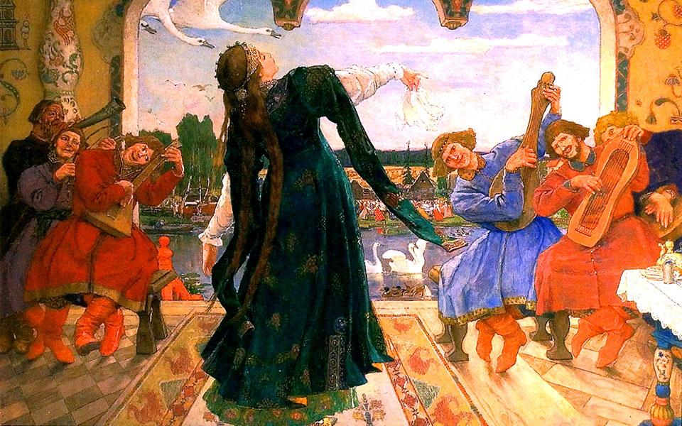 Сексуальные традиции Киевской Руси: от разврата до пуританства