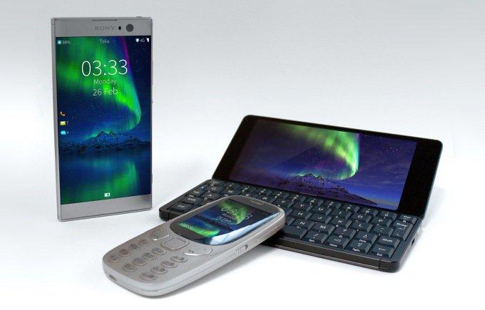 Финны создали ОС, похожую на Android, для обычных телефонов