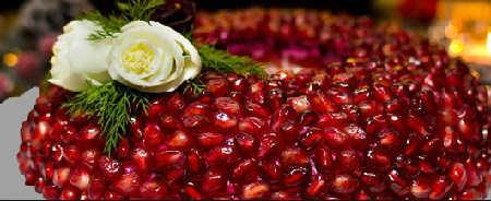 Гранат фрукт полезные ÑвойÑтва_винегрет