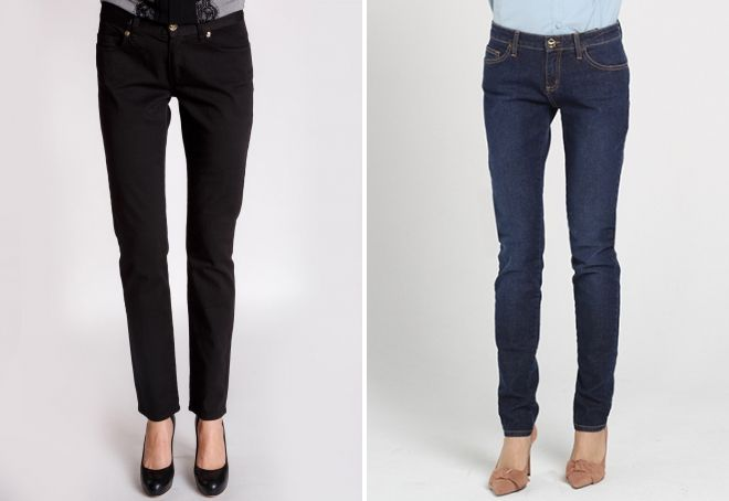 женские джинсы blumarine
