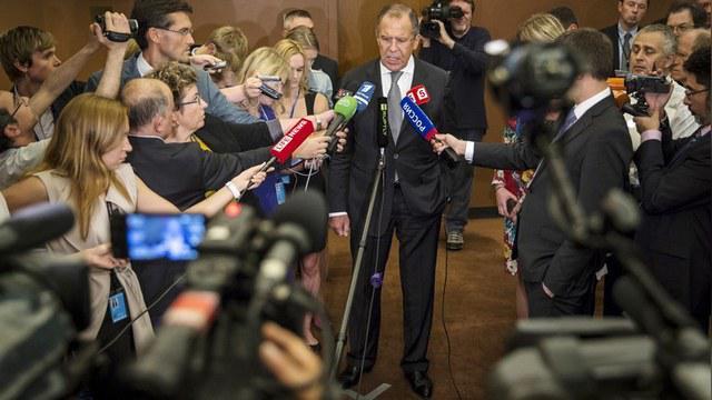 """Лавров предложил Европе """"уяснить раз и навсегда"""" одну вещь"""