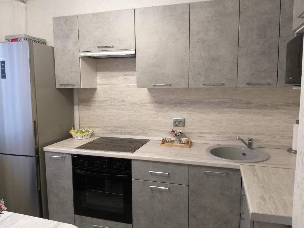 Полностью переделали старую кухню: получилось бюджетно, но красиво домашний очаг,кухня,ремонт,рукоделие,своими руками