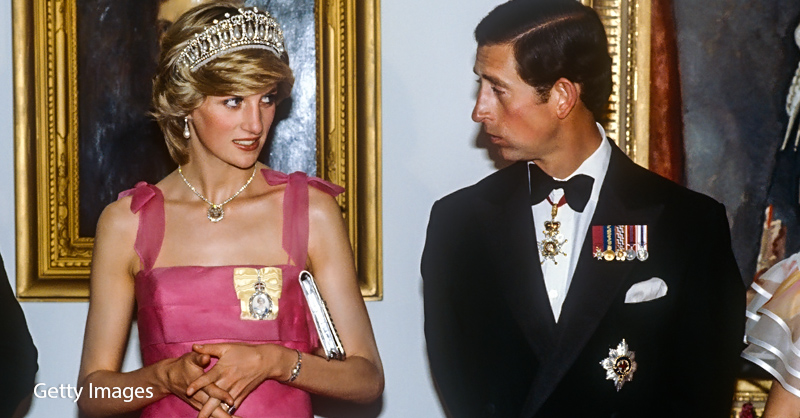 Какой поступок принца Чарльз…