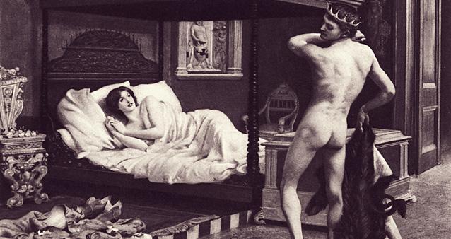 Как женщины научили мужчин плохому сексу