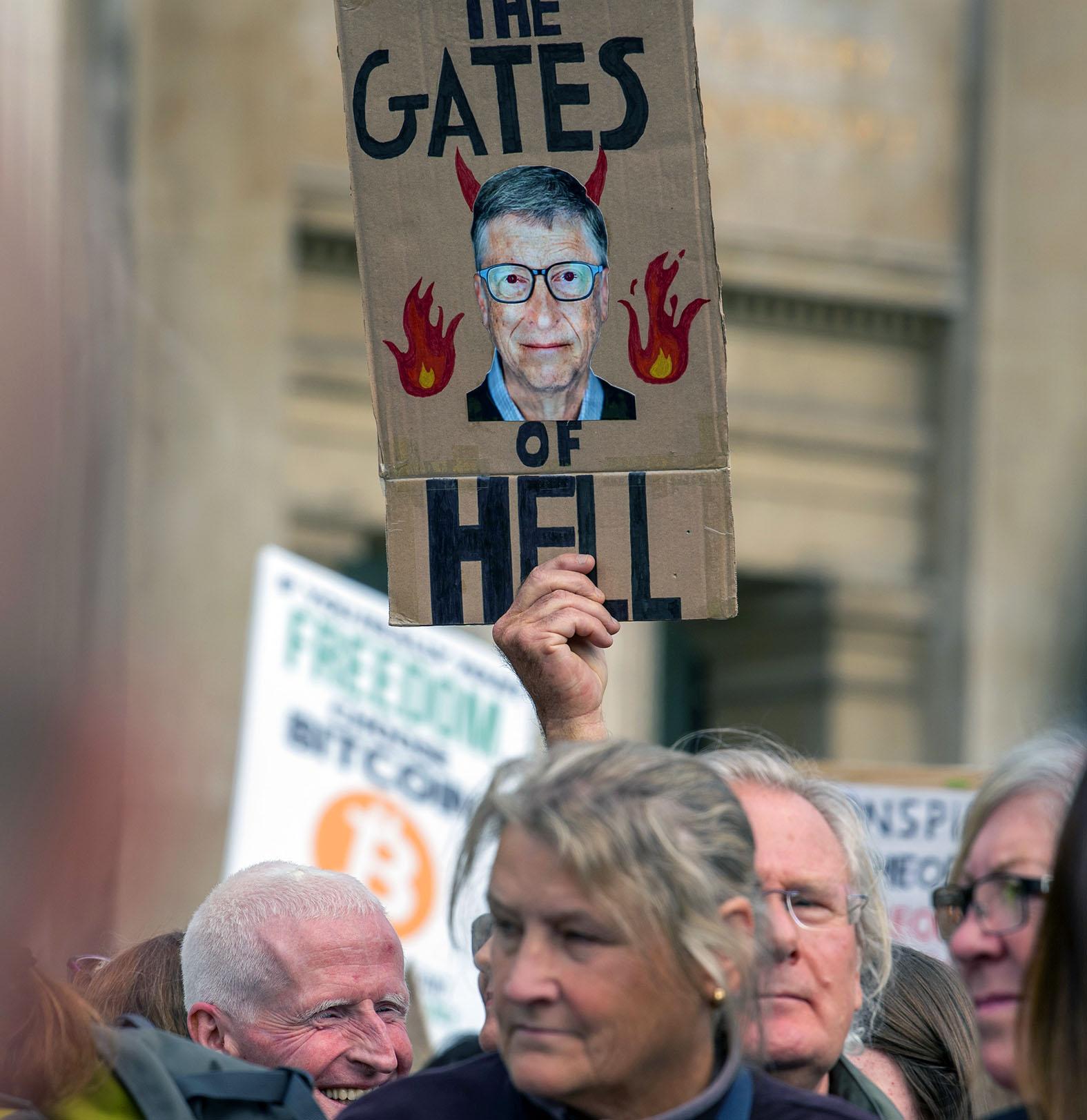 Убить Биллом: Гейтс поставил ультиматум о всемирной вакцинации геополитика