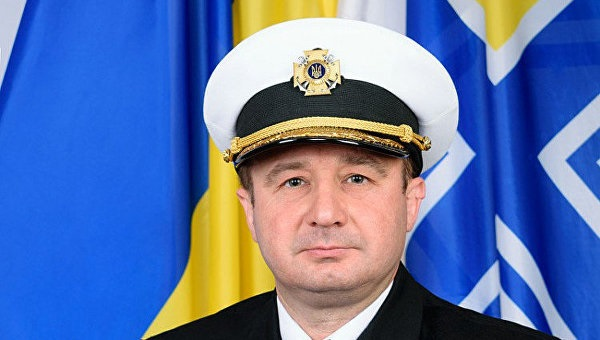 Минобороны Украины объяснило увольнение начальника штаба ВМС
