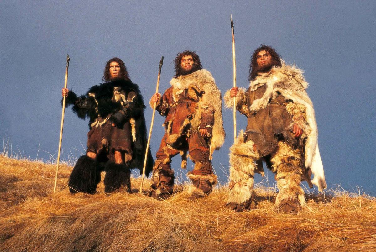 Изрезанный кусок кости ворона показал, что неандертальцы были эстетами