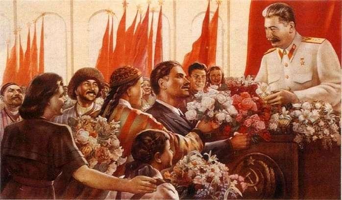 Особое мнение:  Сталин,  Ленин  и национальная политика