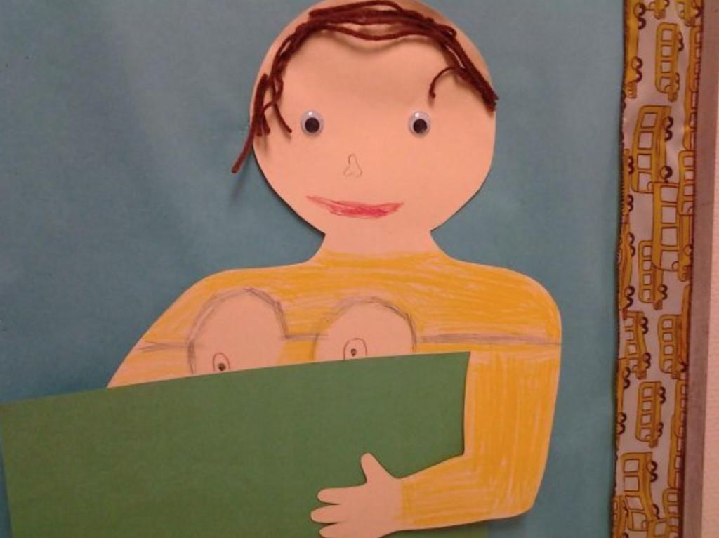 Красивые, детские рисунки смешно