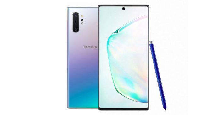 Samsung Galaxy Note 10+ 5G установил новый рекорд в тестах DxOMark новости,смартфон,статья