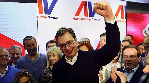 Итоги выборов в Сербии и Италии