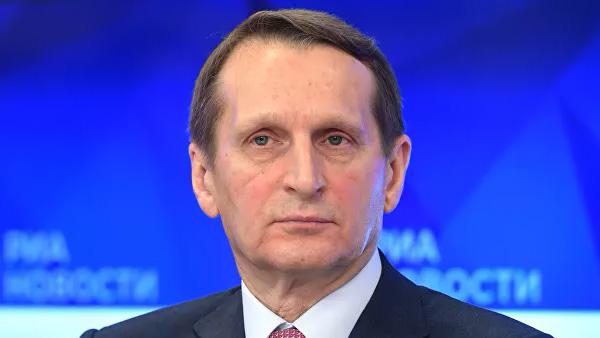 Нарышкин: Польша стала пособницей нацистской Германии еще в 1934 году