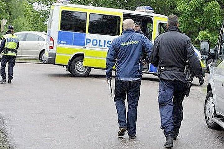 В Швеции задержали трех мужчин, готовивших серию терактов
