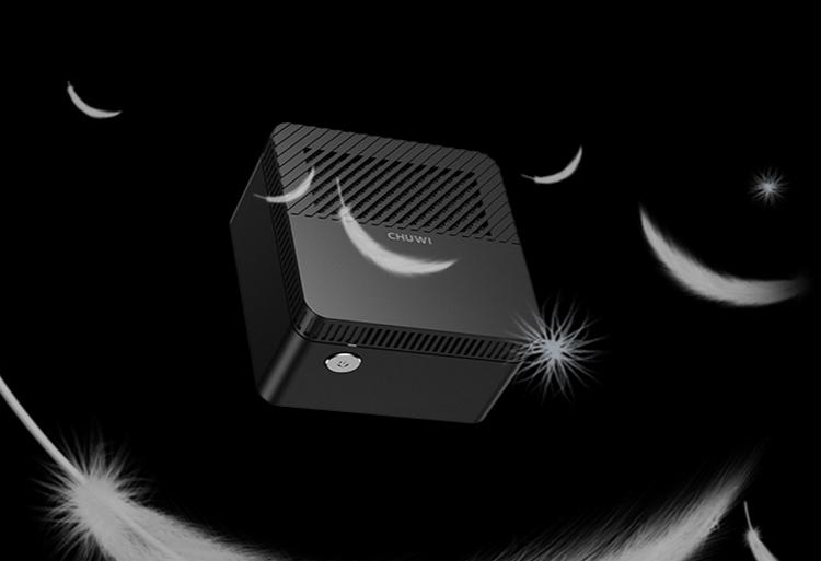 Крошечный компьютер Chuwi LarkBox Pro выполнен в корпусе объёмом 0,16 литра и оценён в $220