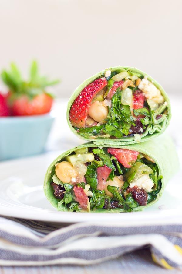 10 низкокалорийных, но богатых питательными веществами роллов с фруктами