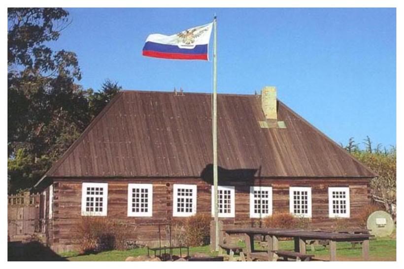 Крепость Росс: как русская колония оказалась в Калифорнии