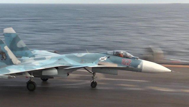 """Мнение: """"Адмирал Кузнецов"""" в Сирии """"щелкнул по носу"""" не только террористов"""