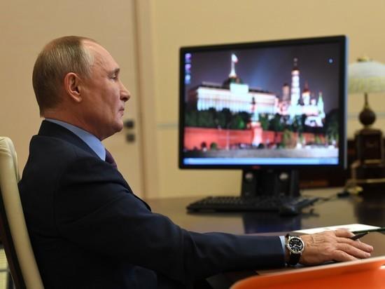 Путин испугался, что будет как в СССР власть,Путин,россияне