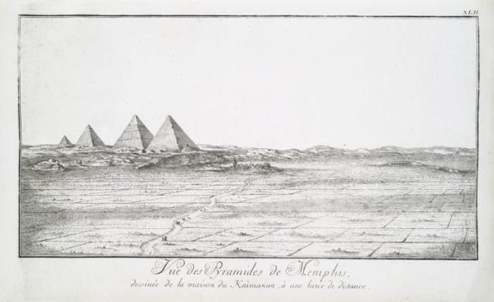 Существовала ли на самом деле четвёртая пирамида Гизы