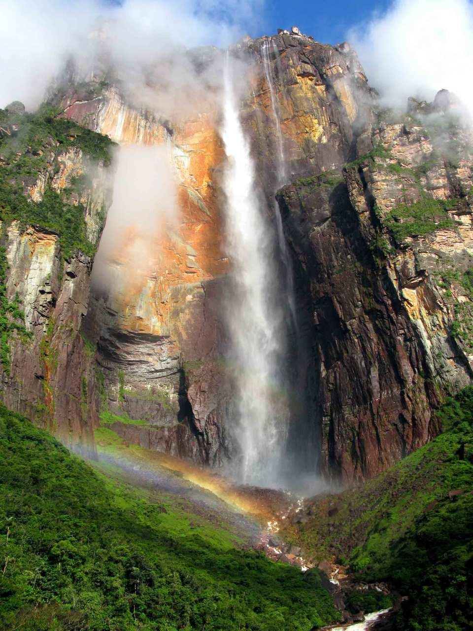 чем картинки самый большой водопад могут быть