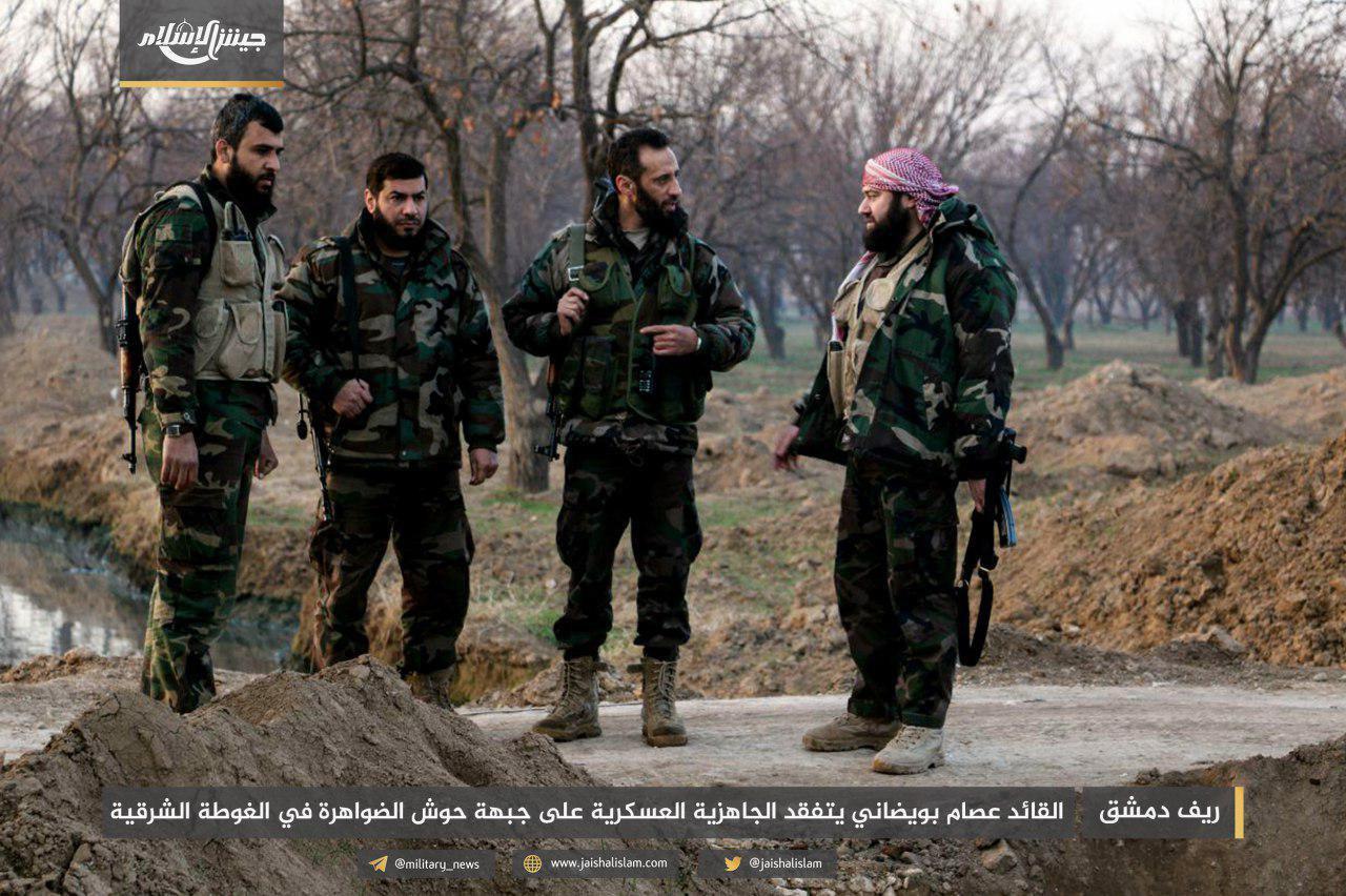Это фарс! — Главарь боевиков Восточной Гуты шокирован бессилием НАТО после удара по Сирии