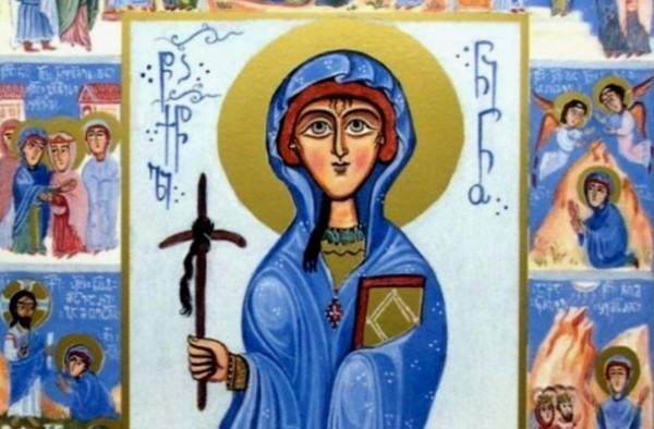 Святая Нина – просветительница Грузии