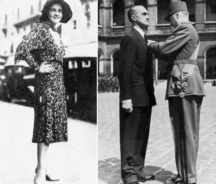 За что нацисты обезглавили княгиню Оболенскую