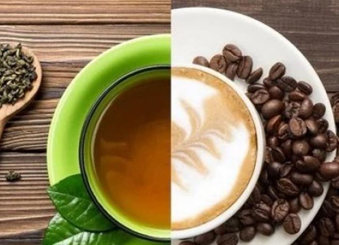 Батл: чай против кофе здоровье,кофе,напитки,чай