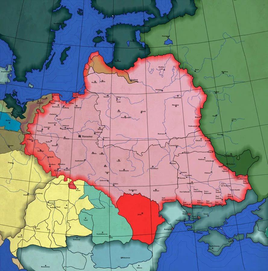 Какие государства навсегда потеряли могущество после войн с Россией