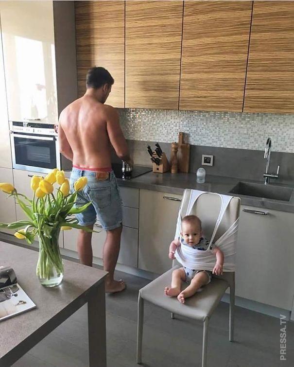 Пачка хитростей для родителей домоводство