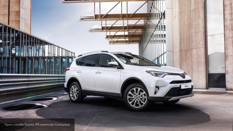 Производство пятой генерации Toyota RAV4 запущено на российском заводе