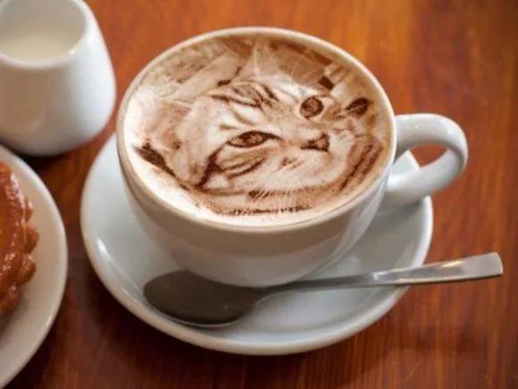 Один черный кофе с собой
