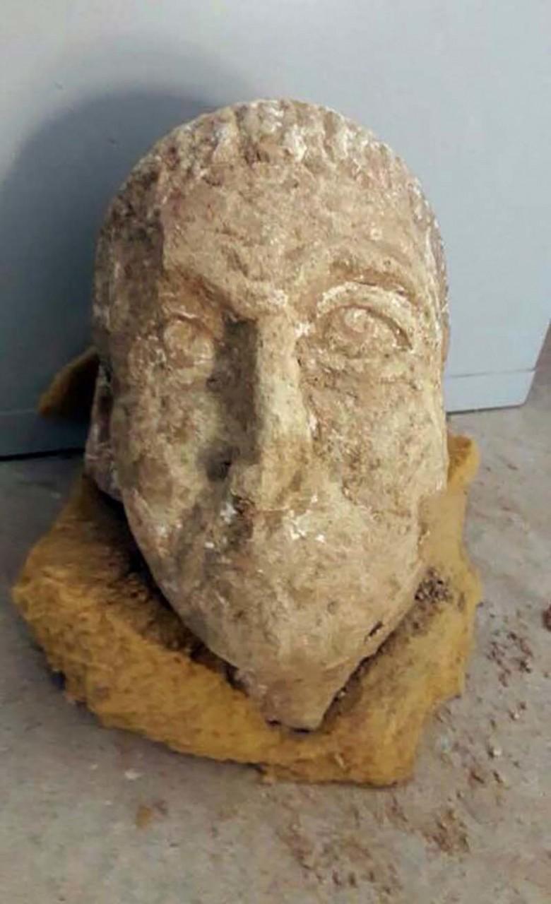 В Египте наткнулись на невероятный 2200-летний греко-римский храм со львами археолог, в мире, египет, люди, наука, находка, раскопки