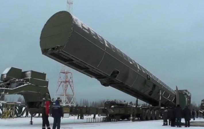 «Новые правила игры теперь диктует «Сармат»: Россия дала совет НАТО, как ее не разозлить