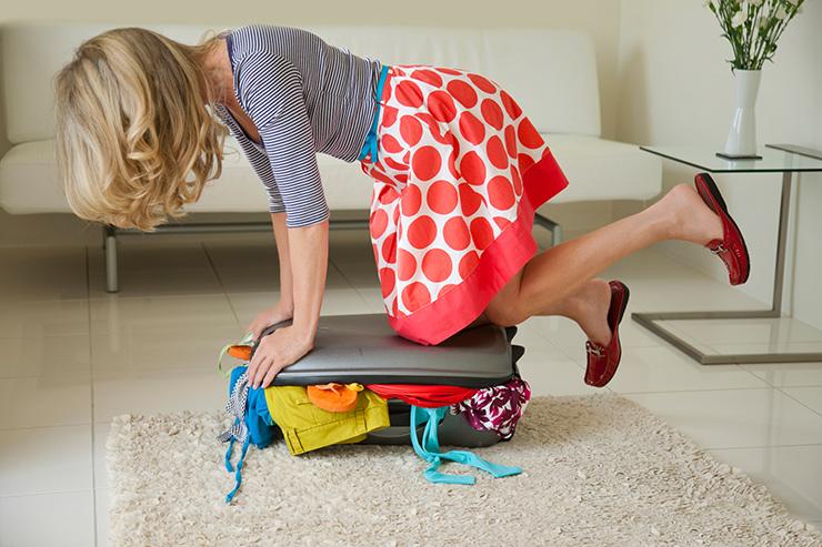 Как собрать чемодан на отдых и не ошибиться