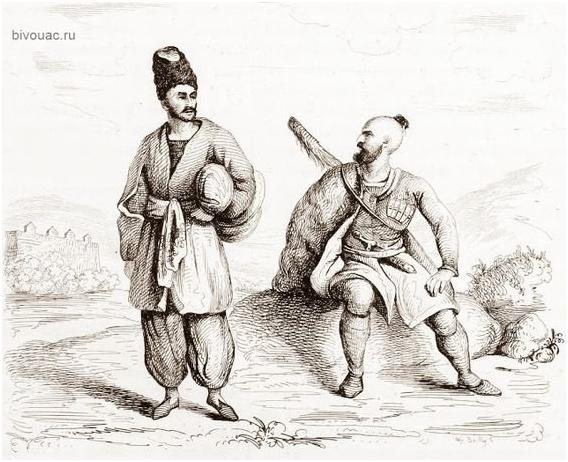 черкесогай и черкес