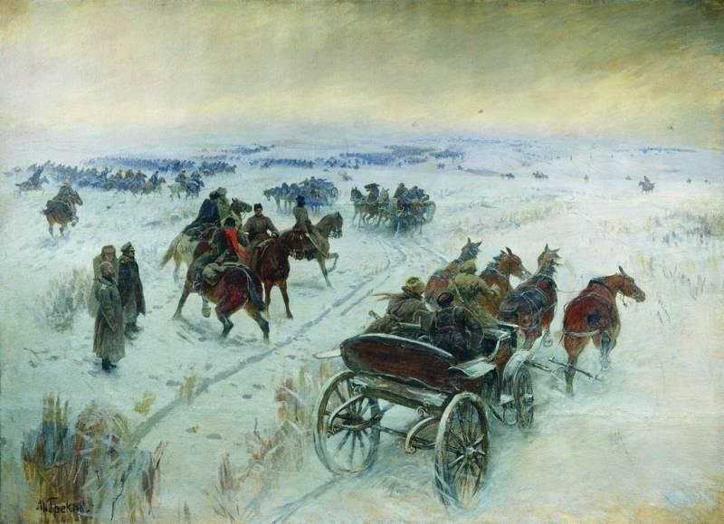 Разгром армии Деникина в Тихорецком сражении история