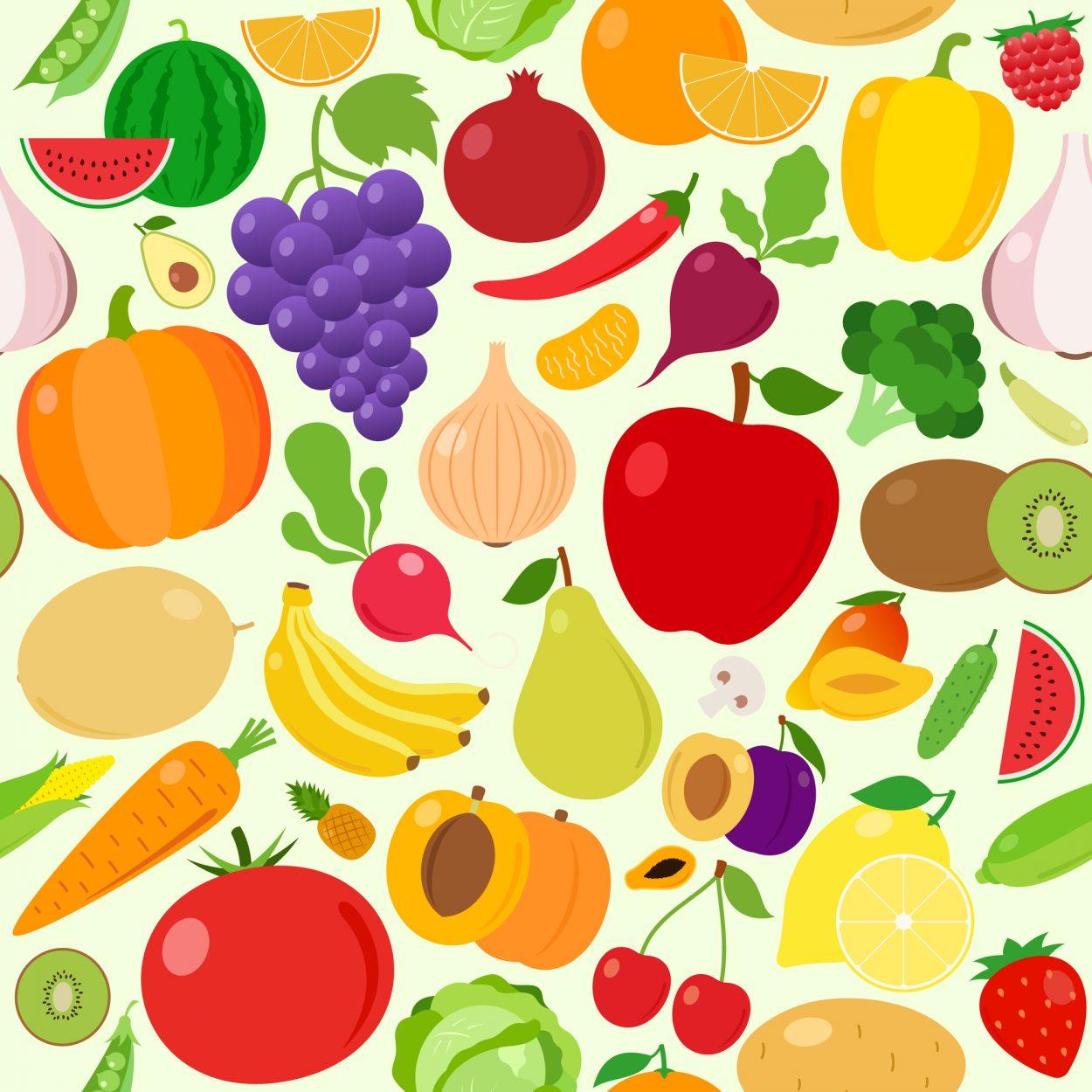 Как иностранец нарынке вРоссии фрукты покупал