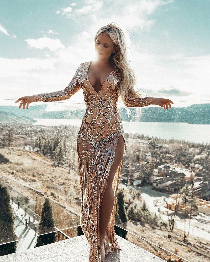 Вот как выглядит норвежка, которую называют воплощением идеальной женской красоты Хильда Осланд, в мире, внешность, идеально, красота, люди, норвежка, фигура