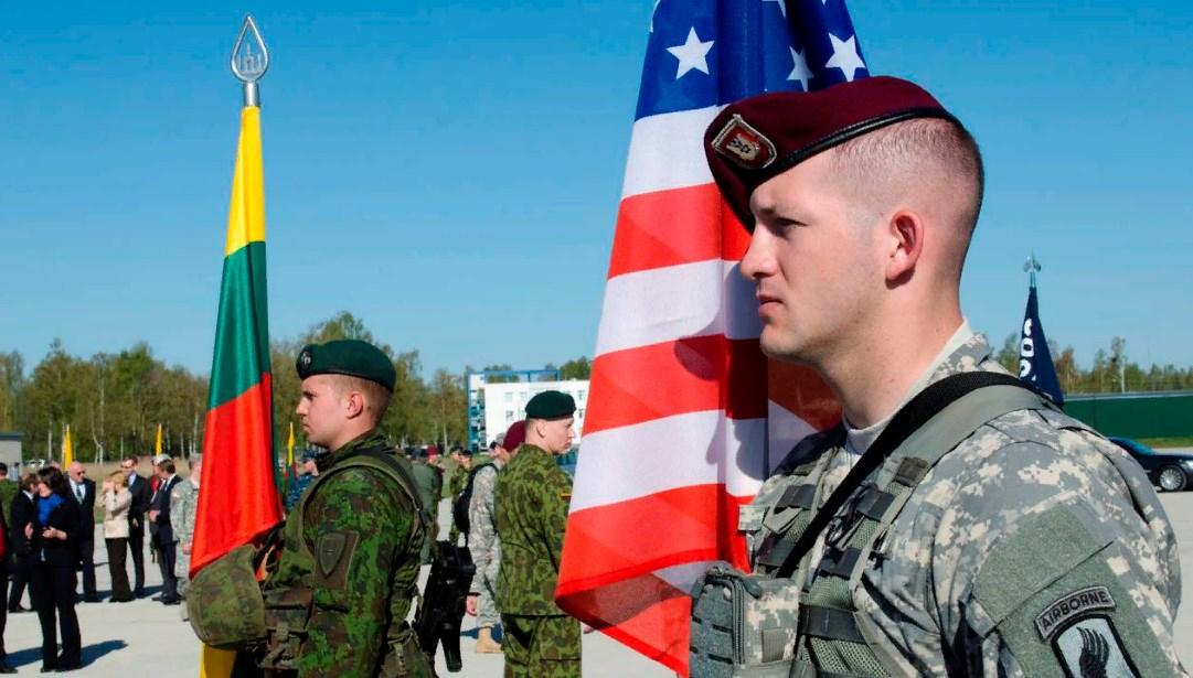 Литва направила средства для поддержки Национальной гвардии США
