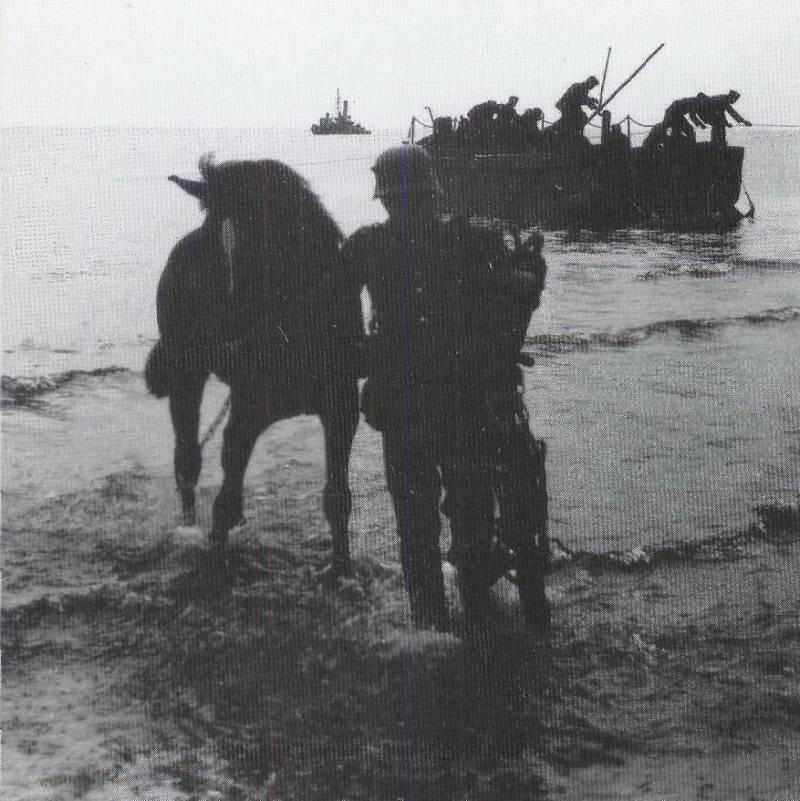 Майор, генерал и фельдмаршал о десантной операции