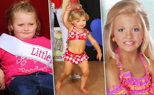 Автозагар, диеты, ботокс, эпиляция: будни маленьких королев красоты (лично меня это шокирует.. , а вас?)