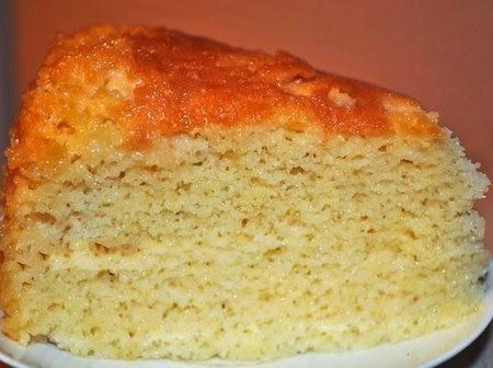 Быстрый торт «Молочный»