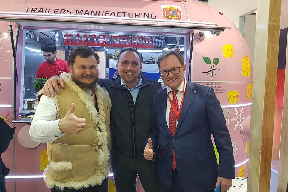 """Подмосковный сыровар Олег Сирота: """"Такого бардака, как в Германии, я в России не видел!»"""