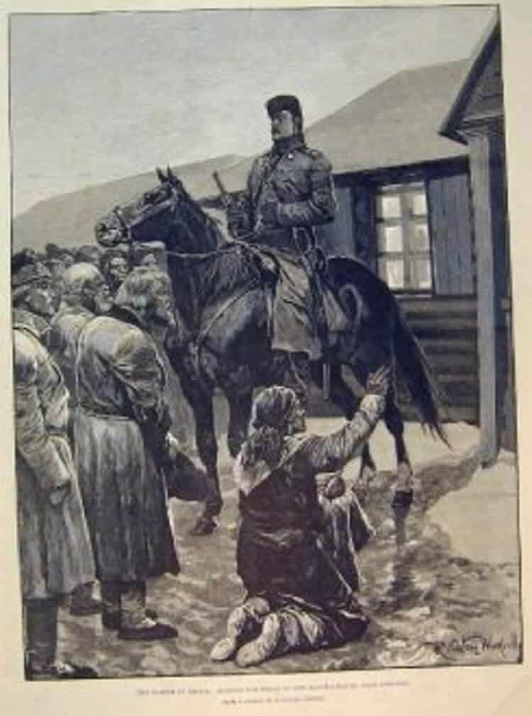Как жилось крестьянам в царской России. Часть 1. история России