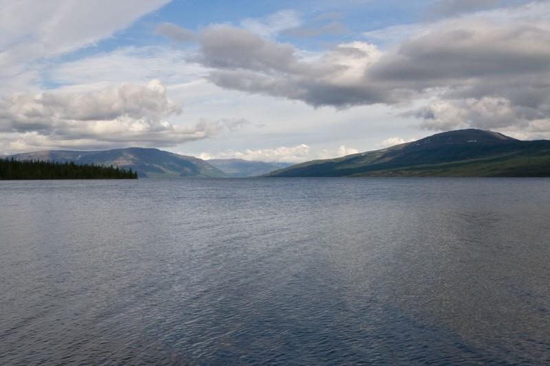 Кета глубокое озеро, природа, факты