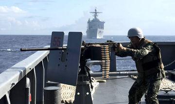 Китай и Россия начали самые масштабные в истории совместные военно-морские учения