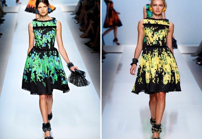 платья blumarine